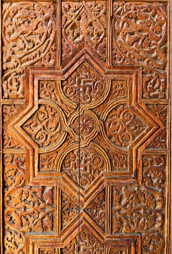 Kara-Khanid Mausoleum3