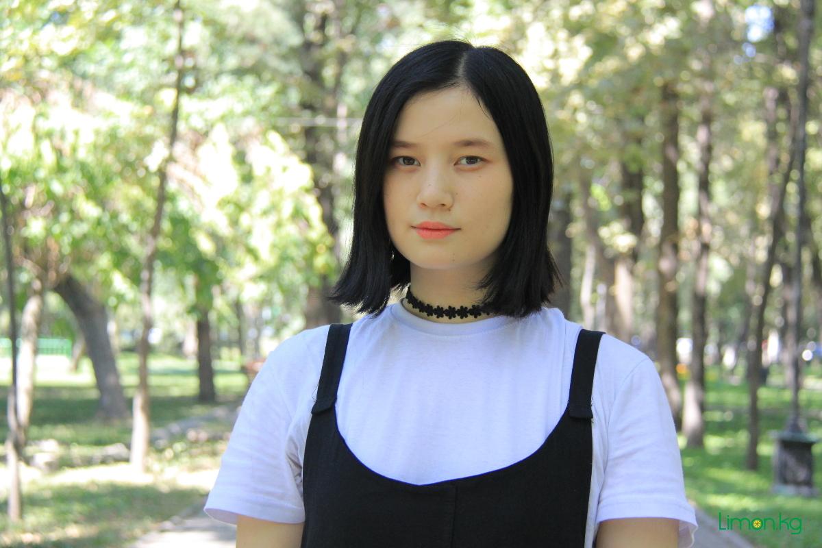 Мадина Смарова (Люпэн) 18, художница