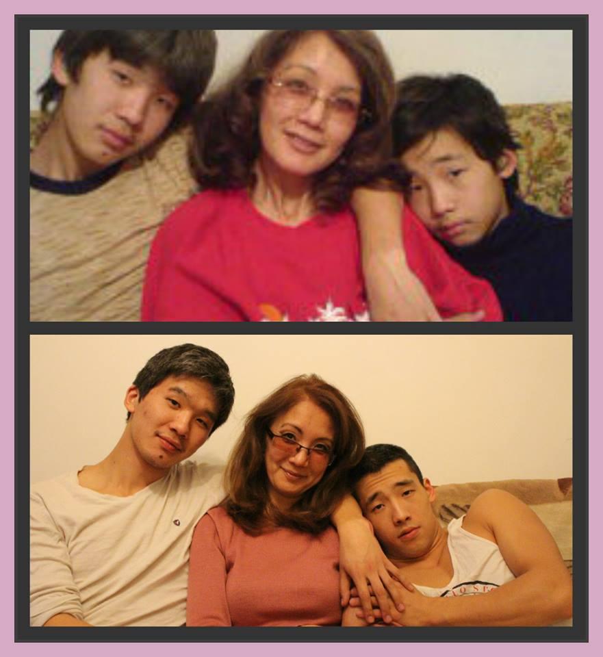 Сын подарил маме огромный член 13 фотография