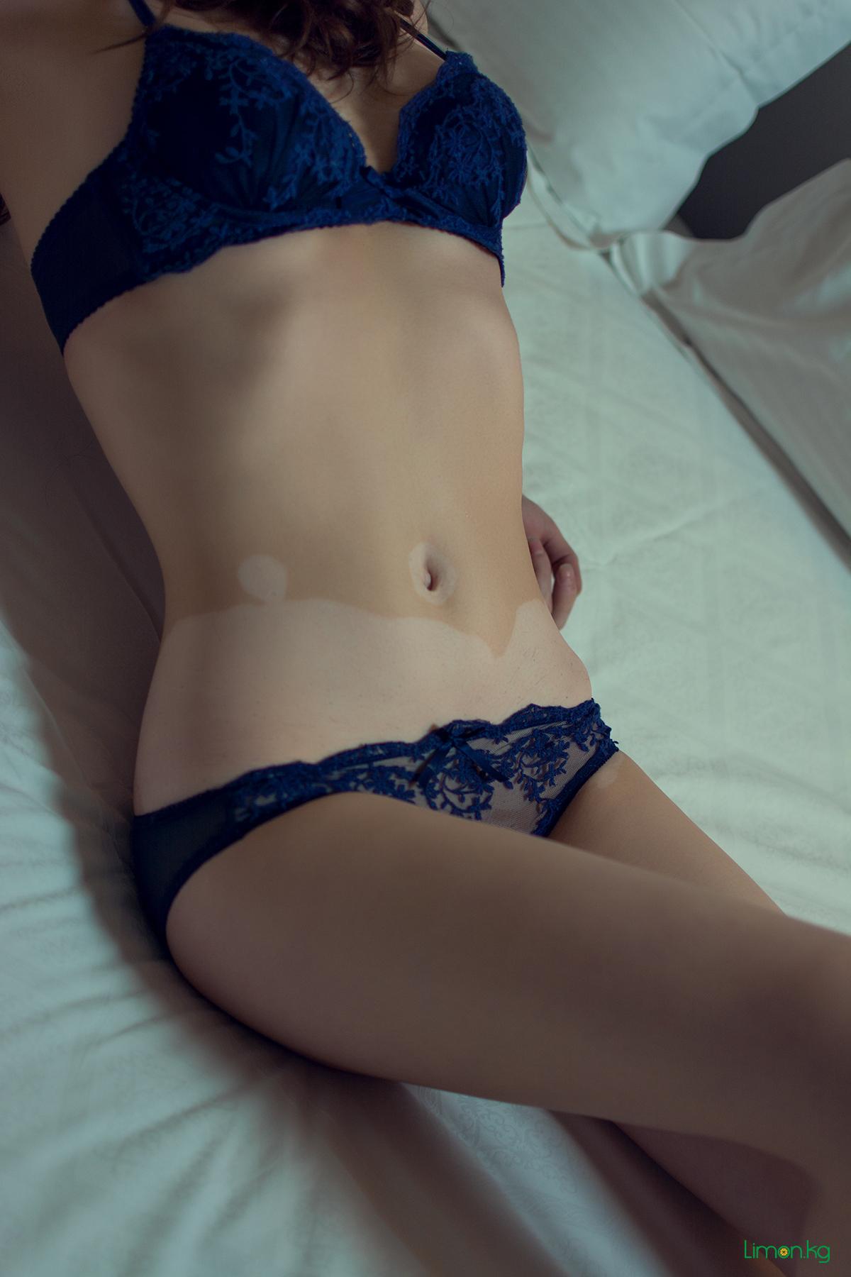 девушки в теле в постели
