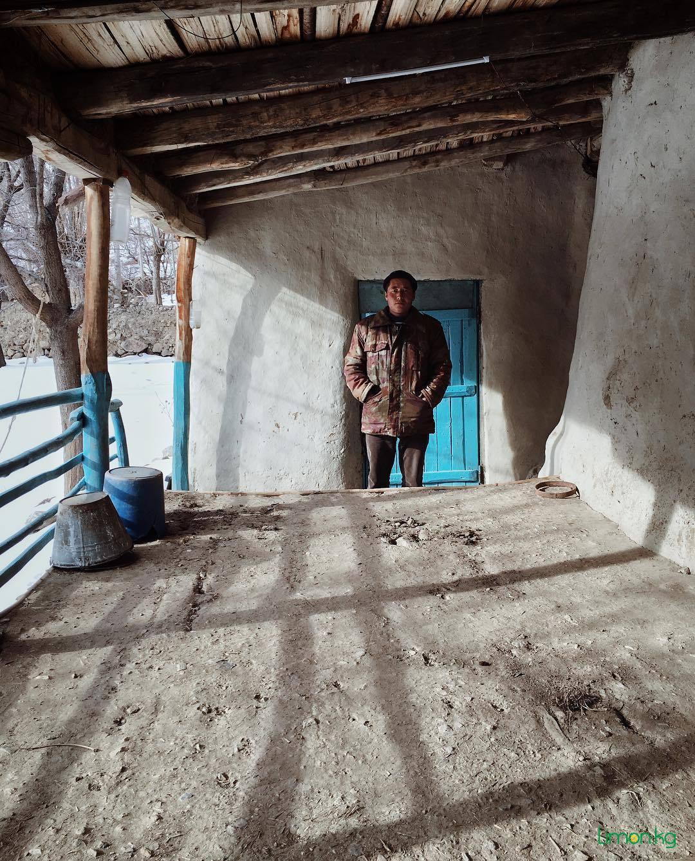 Житель села Зардалы