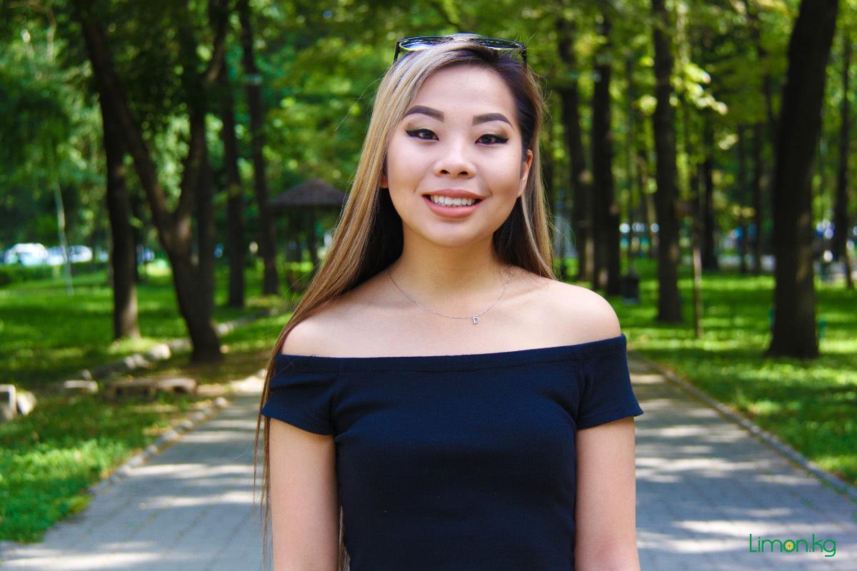 Хан Диана, 20,студентка