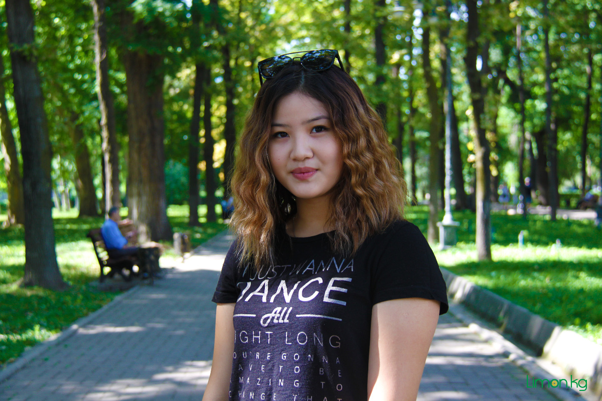 Валерия Пак, 18, студентка