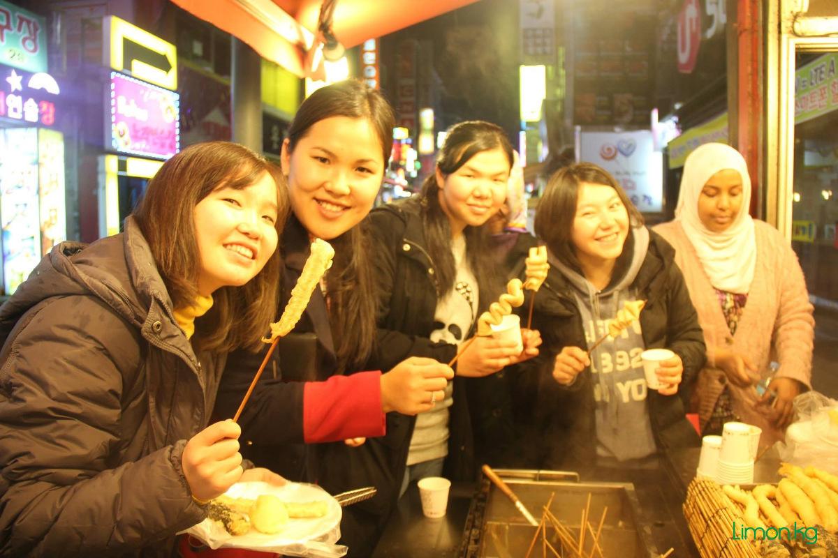 Korean food, 2013