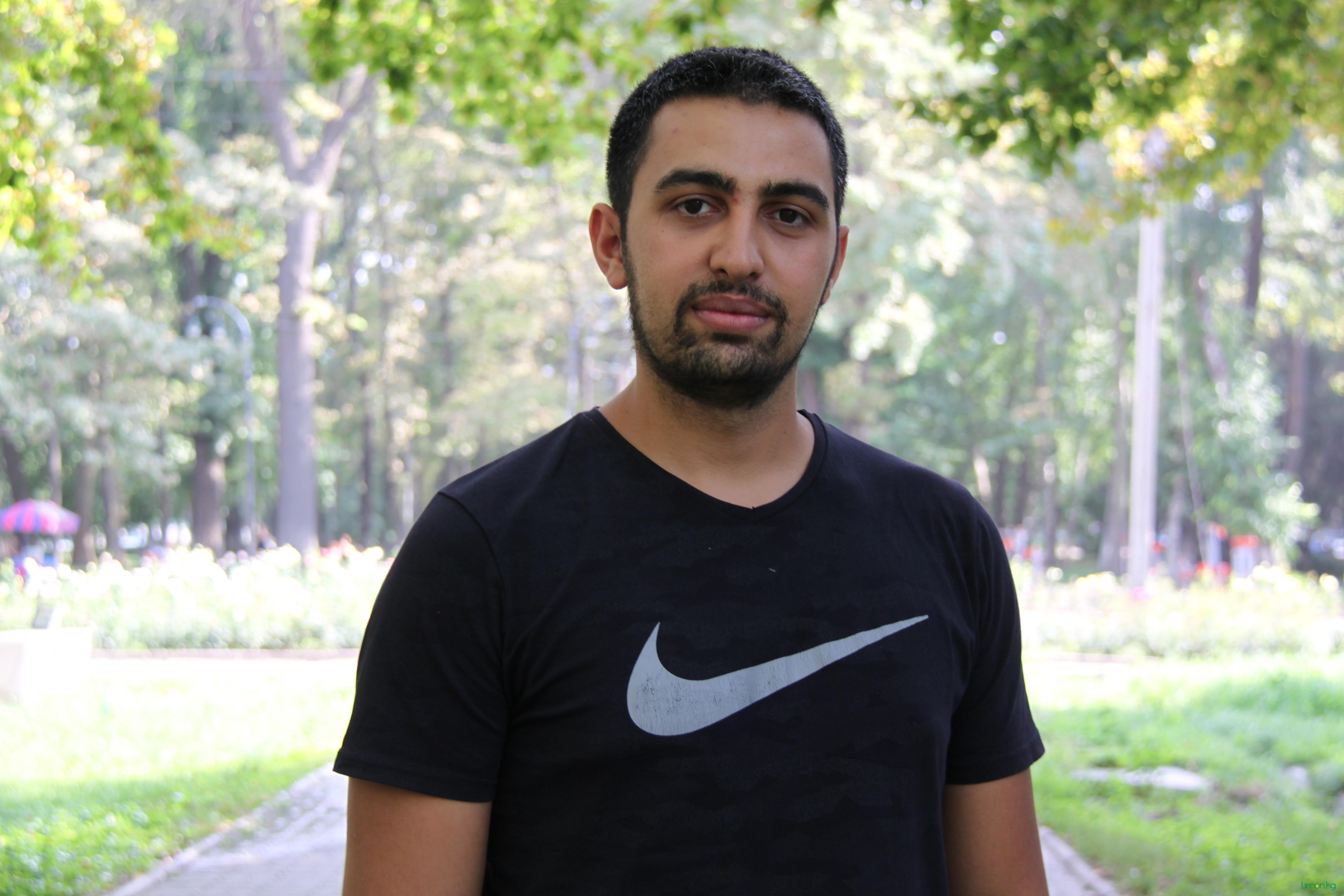 Исмаилов Рауф, 24 года, чп