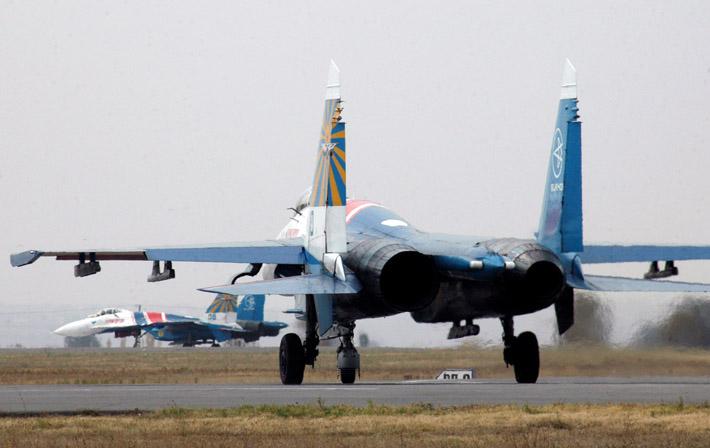 Русские витязи в Канте. Фото АКИpress (3)