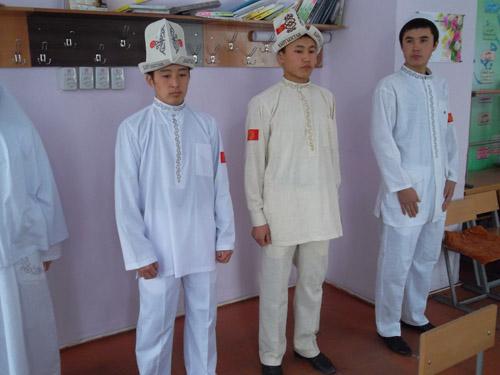 Одежда для паломников (2)