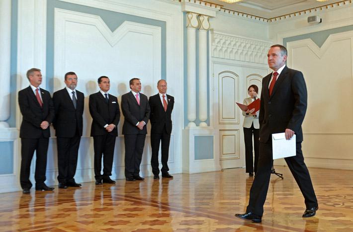 Посол Латвии в Кыргызстане Юрис Маклаковс