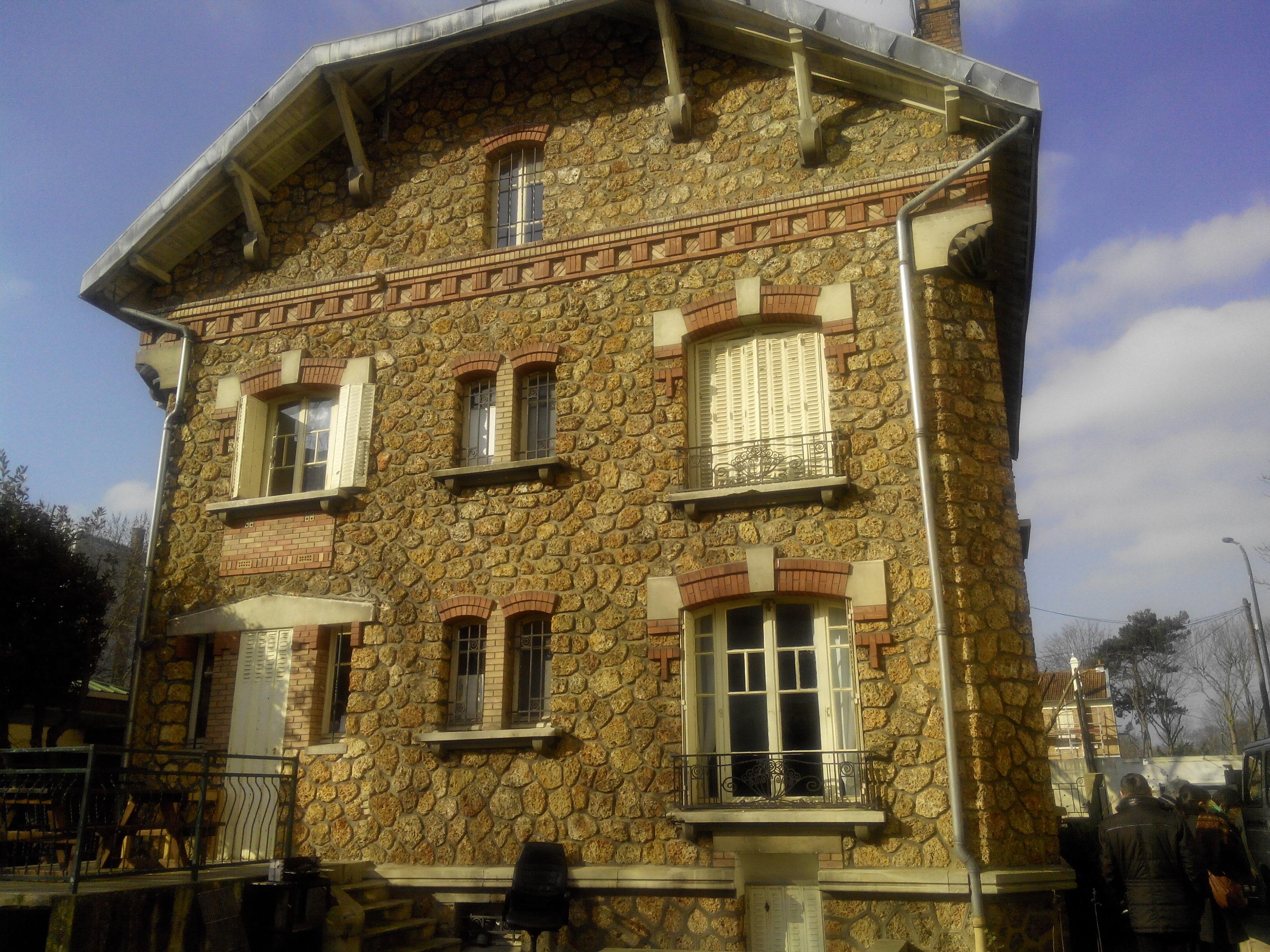 Центр для реабилитации детей в конфликте с законом .Париж.