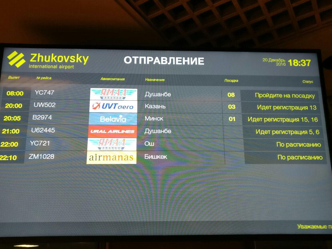 схема проекта нового аэропорта в жуковском