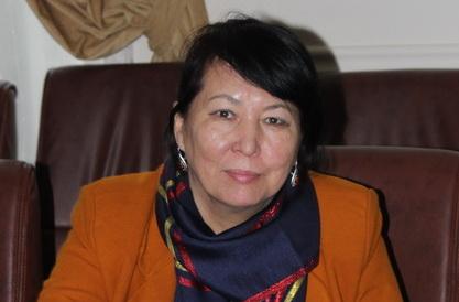 Жаныл Акунова