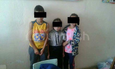 Пропавшие в Панфиловском районе дети