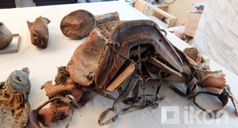 В Мексике 300-летняя мумия девочки