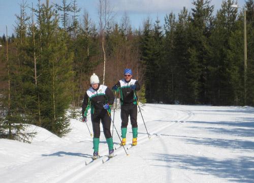 беговые лыжи1