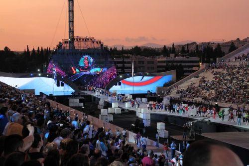 история летних олимпиад