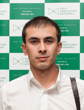 Бильярд - Есиддинов