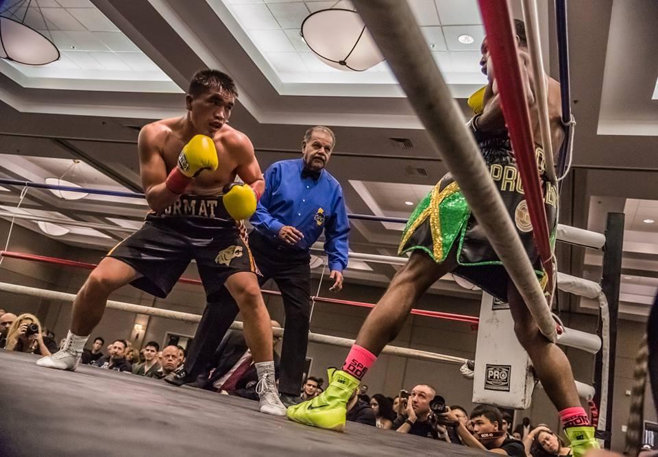 Бой за чемпионский пояс WBU: между Рыскелдиевым и Галимора завершился вничью