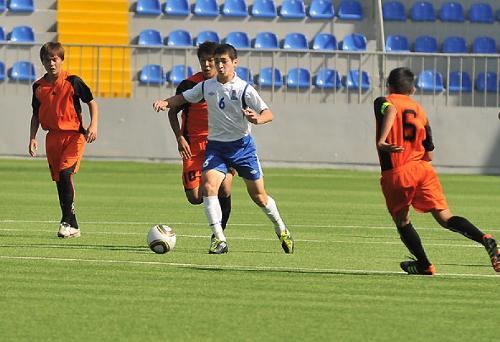 мультфильм молдавский футбол