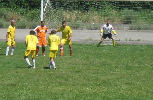 детский футбол фото