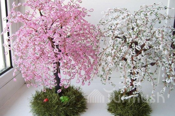 Дерево сакура своими руками