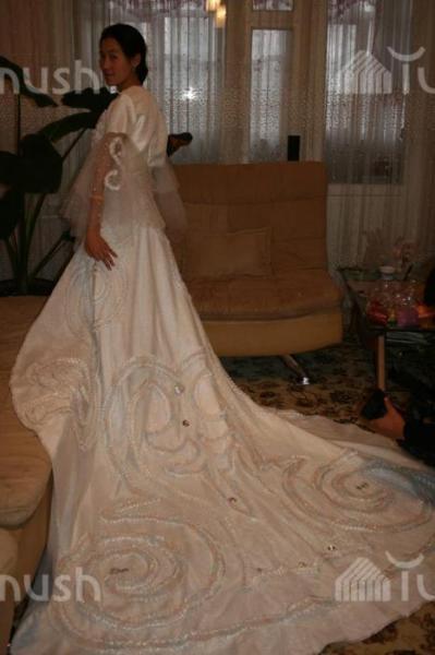 Свадебные Платья С Кыргызским Орнаментам