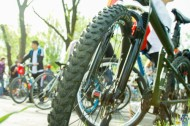 Bishkek hosted a traditional bike ride World 2014 on May 1 with participation of mayor Kubanychbek Kulmatov.