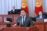 Vice Prime Minister for Security, Law, Order and Borders Abdyrakhman Mamataliyev