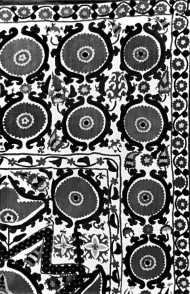<i>Karbos</i> is cotton fabric. It was the most common type of fabrics in Central Asia. It was produced in Samarkand, Bukhara (Uzbekistan) and Karatag (Tajikistan).