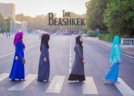 """Designer-photographer Alex Lysogorov has launched the """"Beashkek"""" photo-challenge encouraging the Bishkekers to create their own version of the legendary Beatles' Abbey Road album cover. The challenge went viral among the social networkers. Here are some of the photos."""