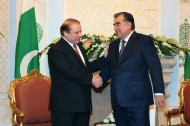 Dushanbe highlighted its support of the continuation of the negotiation process between Pakistan and India, and expressed confidence that the next regular meeting of the two Prime Ministers will be efficient.