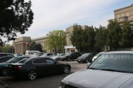 2016, the old Government's Building was an American University in Central Asia's facility <a href='http://akipress.com/news:567691/'>just a while ago</a>. At the moment, the Supreme Court of Kyrgyzstan has some of its departments there.
