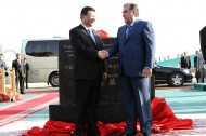 Several important projects were realized in Tajikistan with China's assistance. Chinese investments into the Tajik economy amounted to $500 million during the last 6 years. More than 70 Chinese ventures work in Tajikistan.