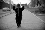 Kurdish boy from Uzbekistan in Novosibirsk, 2007<br />