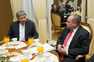 Minister Abdyldayev highlighted that Kyrgyzstan is interested in comprehensive cooperation with Latvia, and intends to increase inter-parliamentary relations between the two countries.