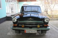 There are no more than two more GAZ M21 Volga in Osh. Both are in poor condition.
