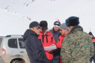 The Ministry of Emergency Situations of Kyrgyzstan on December 10-14 conducted an artificial triggering of avalanches using explosives.