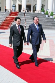The presidents expressed satisfaction with the level of interstate cooperation and reaffirmed their mutual desire to further expand and deepen the bilateral ties.
