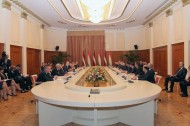 The sides also drew attention to the opportunities to expand cooperation in the framework of international programs, including the European Commission, Border Management Program in Central Asia and Central Asia Drug Action Program.