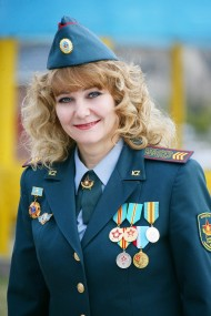 Military officials in Kazakhstan have introduced a Miss Army competition in the hope of encouraging more recruits.<br />