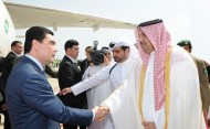 Turkmen President Gurbanguly Berdimuhamedov and Emir of the State of Qatar Tamim Bin Hamad Al-Thani signed a number of cooperation deals on March 15 on the sidelines of the Turkmen – Qatar high-level negotiations held in Doha.