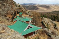 Tuvkhun Hiid Monastery<br />