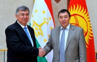 The meeting of the governmental delegations of Kyrgyzstan and Tajikistan for delimitation and demarcation of the Kyrgyz-Tajik border took place in Bishkek on August 26.