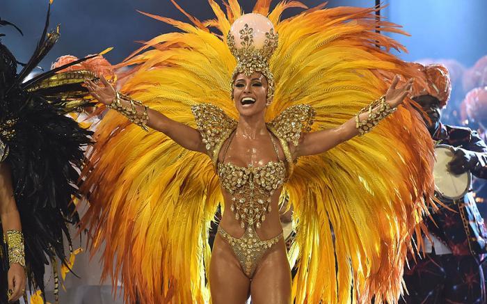 Карнавал в бразилии 2014 (65 фото)
