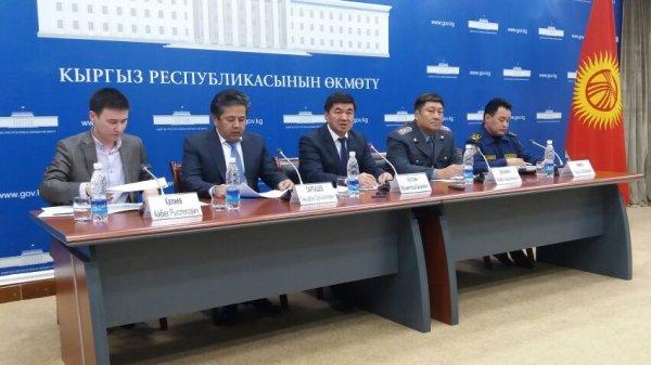 Премьер С.Жээнбеков: Выборы иреферендум прошли надолжном организационном уровне