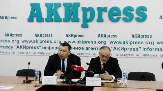 Турсунбай Бакир уулу иего сторонники создали теневое руководство