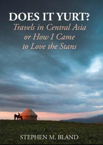 В Лондоне презентуют книгу о путешествии в Центральной Азии, в том числе в Кыргызстане
