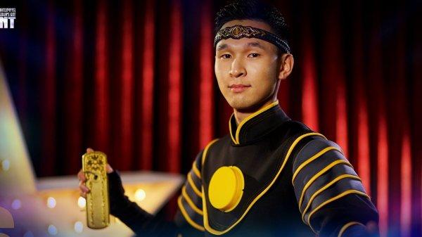 Монгольский танцор выступил на шоу Mongolia's got talent, используя необычные спецэффекты (видео)