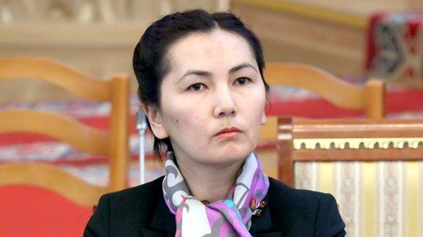 Аиду Салянову вызвали надопрос вГКНБ— Текебаев