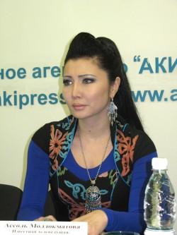 """В Кыргызстане стартует международный культурный проект Ассоль Молдокматовой """"Женщины в политике"""""""