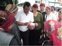 ФАО ООН закупил семена овощных культур для малообеспеченных женщин четырех областей Кыргызстана